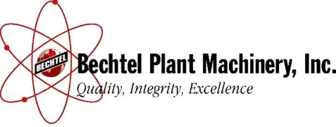 Bechtel Plant Machinery logo