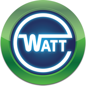Watt Fuel Cell Logo